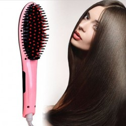 Гребінець в стилі Fast Hair Straightener