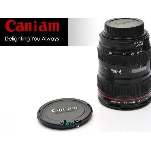 Чашка оригінальна об'єктив Caniam