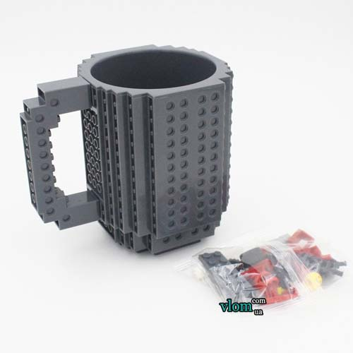 Чашка брендовий Lego - Лего