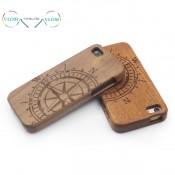 Чохол дерев'яний дизайнерський Iphone 5/5s
