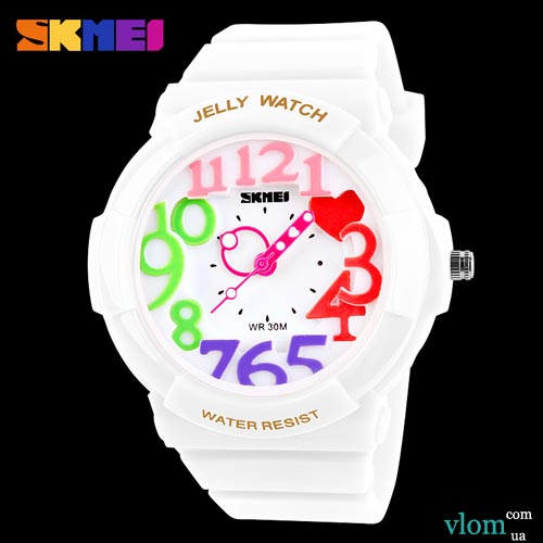 Дитячий годинник Jelly Watch Skmei 1042