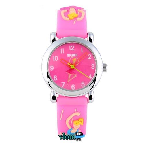 Дитячий годинники Skmei 1047 для дівчаток