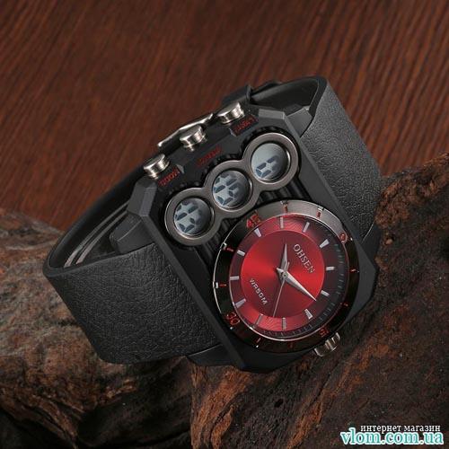 Купити недорого в інтернет магазині чоловічий годинник Ohsen as05 ff5228d3ebab5