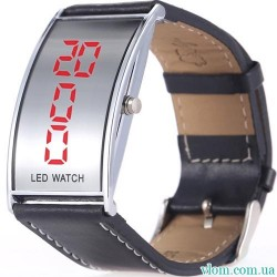 Бінарні LED годинник led1132 watch