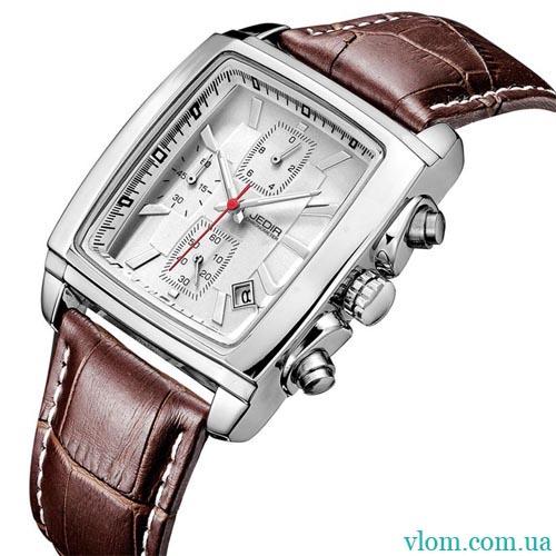 Люксові годинник Megir 2028 chronograph