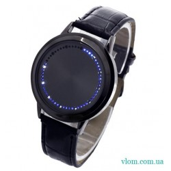 LED годинник Round NKD