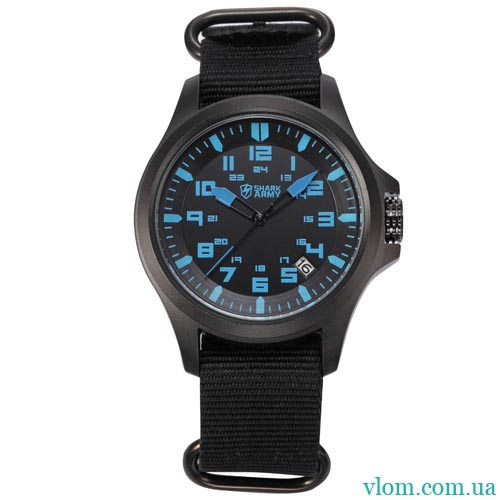 Військовий годинник Shark Army SAW084 купити в інтернет магазині ... ffd4f7f36e25c