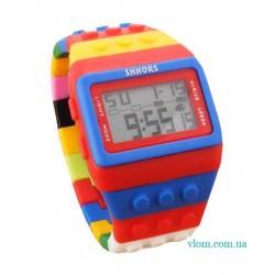 Електронний годинник Shhors Rainbow watch SH716
