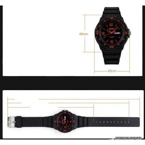 Чоловічий кварцовий годинник Skmei 1045 Чоловічий кварцовий годинник Skmei  1045 16856ebedd9b2