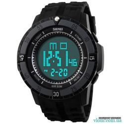 Чоловічий військові електронний годинник Skmei 1089