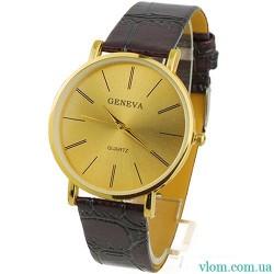 Чоловічий годинник Geneva Gold