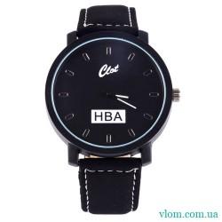 Чоловічий годинник HBA Clot