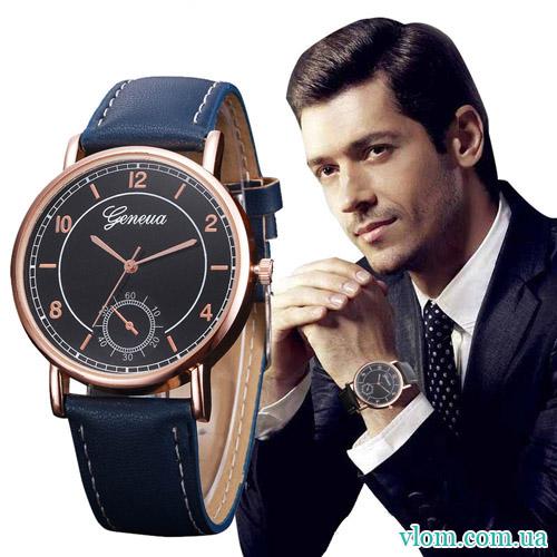 Чоловічий годинник Susenstone blue