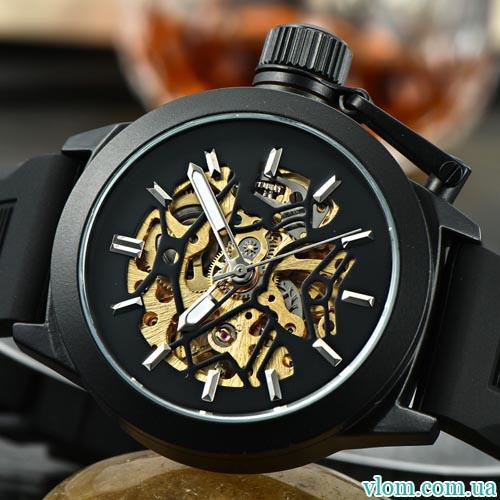Чоловічий годинник механіка MCE-335
