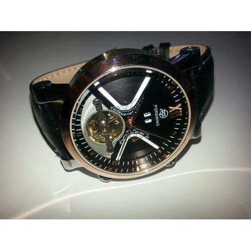 Чоловічий годинник механіка Forsining