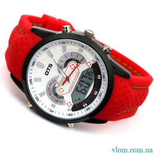 Спортивно-туристичні Годинник OTS T8165GRD