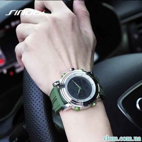 Електронний годинник Sinobi S9368G