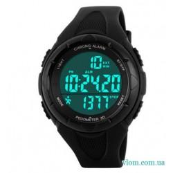Чоловічий годинник Skmei 1108 з крокоміром