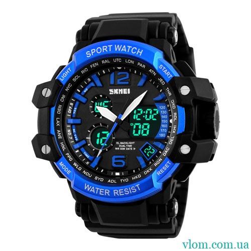 Чоловічий годинник Skmei 1137 Чоловічий годинник Skmei 1137 ecfa889fe0c04