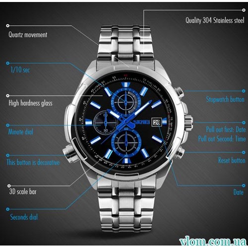 Купити в інтернет магазині наручні Чоловічі годинники - 8 страница 5a73cfee24ad4
