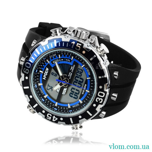 Чоловічий годинник HPOLW FS-601