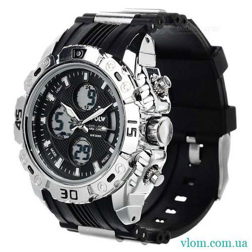 Чоловічий годинник HPOLW FS-610