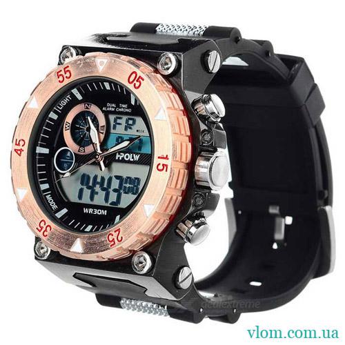 Чоловічий годинник HPOLW FS-627