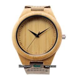 Чоловічий годинник Дерев'яні miyota