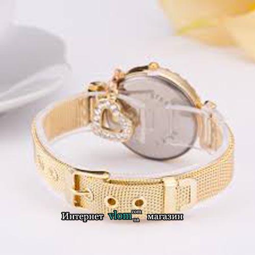 Жіночий золотий годинник Слоник
