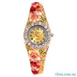 Жіночий годинник Lvpai Flowers