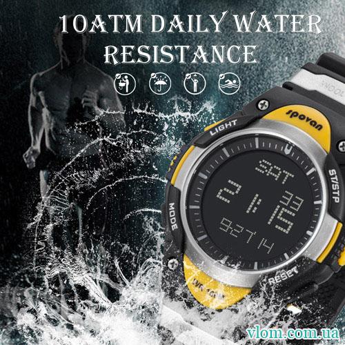 Купити спортивний годинник Spovan SW01 в інтернет магазині. Фото ... 0f898c38d880c