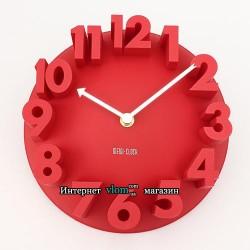Настінний годинник 3D