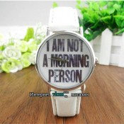 Годинник A am not a morning person