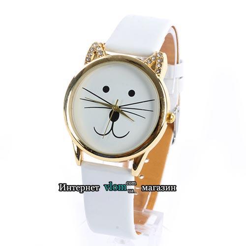 Годинник добрий котик