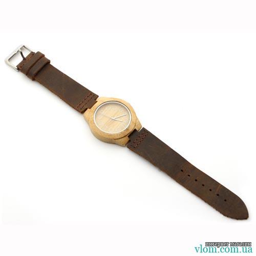 Дерев'яний годинник SKYMOOD