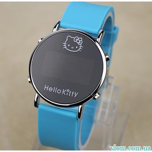 Для дитини електронний годинник Hello Kitty для дівчинки 10df540750667
