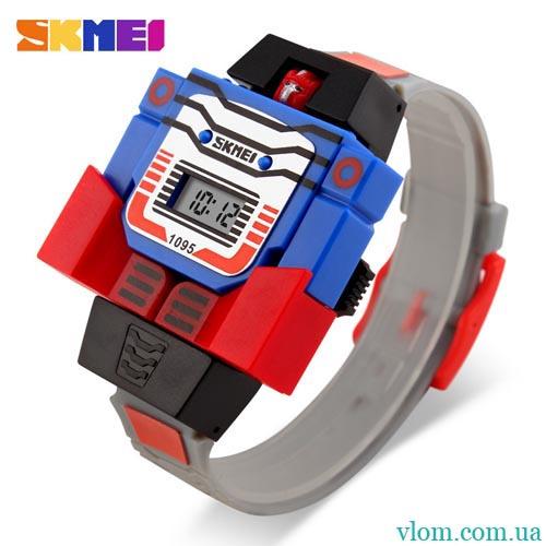 Для дитини електронні наручний годинник Skmei 1095 для хлопчика