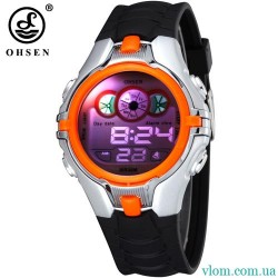 Для дитини електронний годинник Ohsen 0739