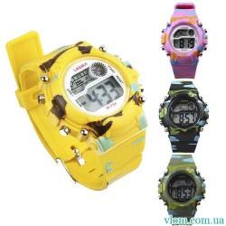 Для дитини електронний годинник Lasika W-F 54