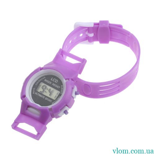 Для дитини електронний годинник LCD Shock Resist Ultimate Sport