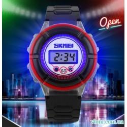 Для дитини наручний електронний годинник Skmei 1097