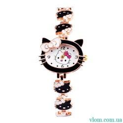 Для дитини кварцові годинники Hello Kitty для дівчинки