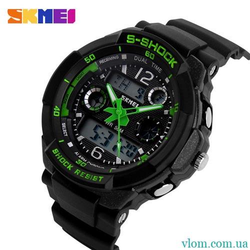 Для дитини електронні наручний годинник Skmei 1060 для хлопчика