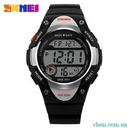 Для дитини електронні наручний годинник Skmei 1077