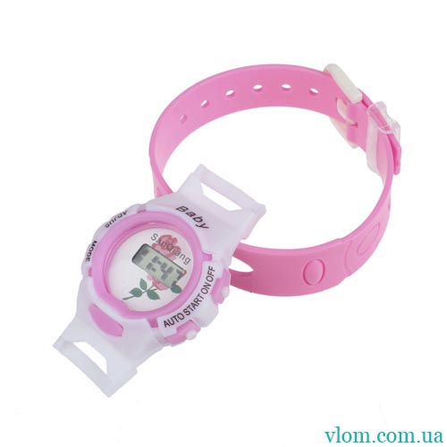 Для дитини електронні наручний годинник Baby