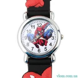 Для дитини кварцові годинники для хлопчика Людина Павук
