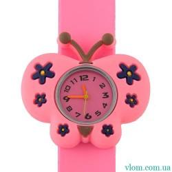 Для дитини кварцові годинники Метелик для дівчинки