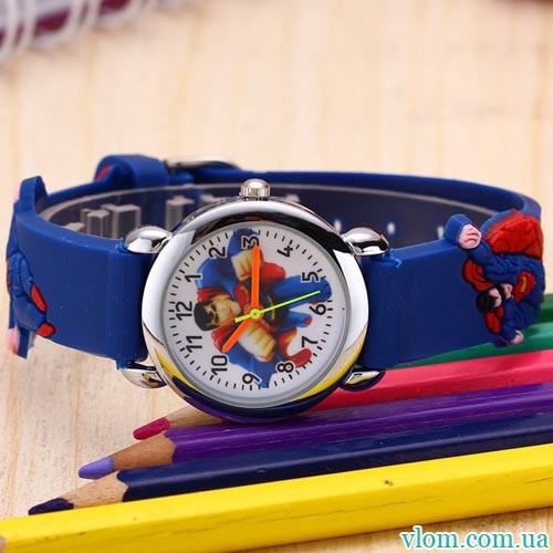 Для дитини кварцові годинники для хлопчика Superman