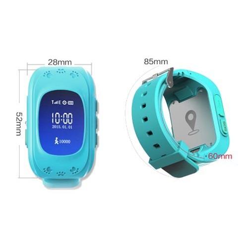 Розумний годинник для дітей Smart baby watch Q50 з gps трекером