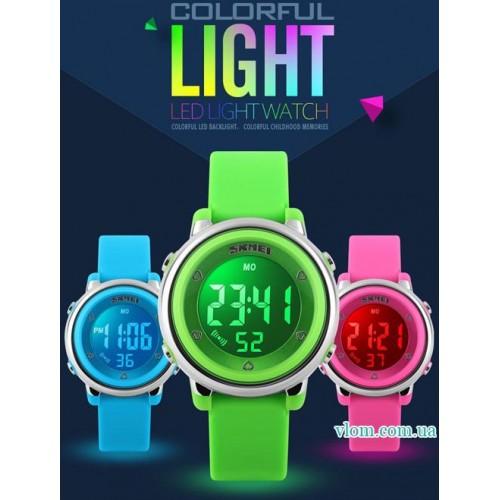 Для дитини електронні наручний годинник Skmei 1100 d28c98ec907fa